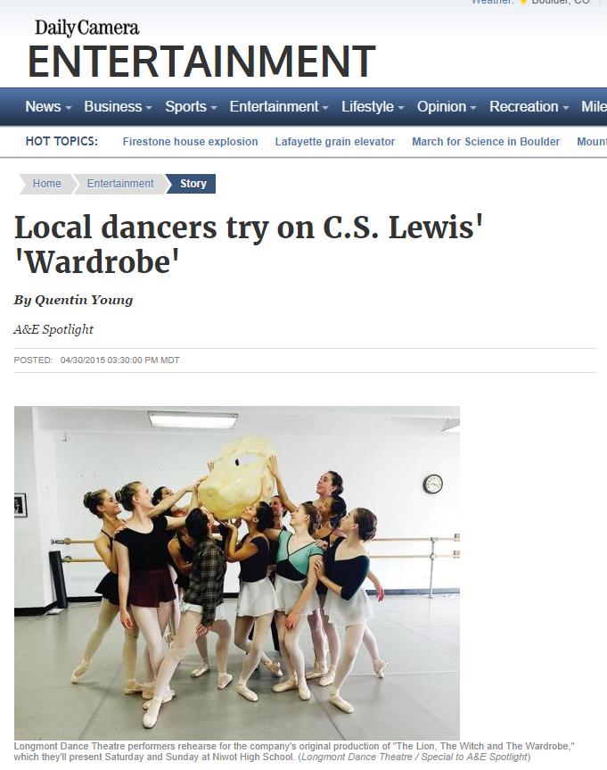 Longmont Dance Studios