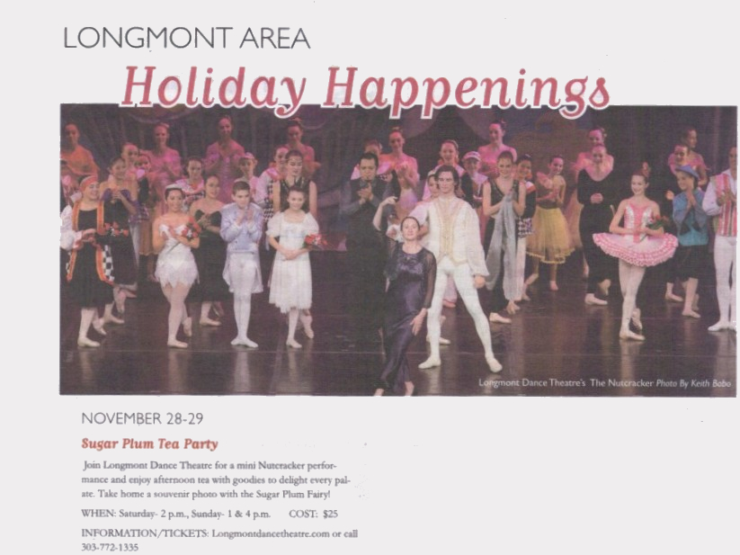 Dance Classes Longmont