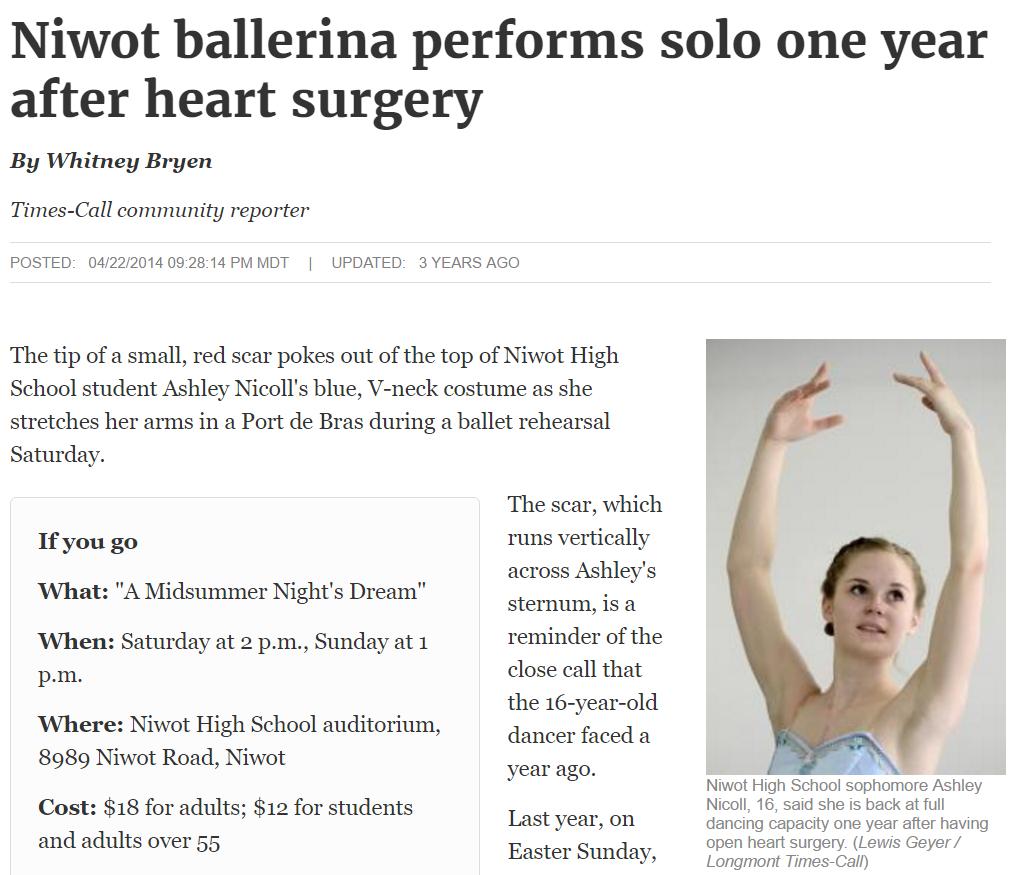 dance studios boulder county | longmont dance theatre