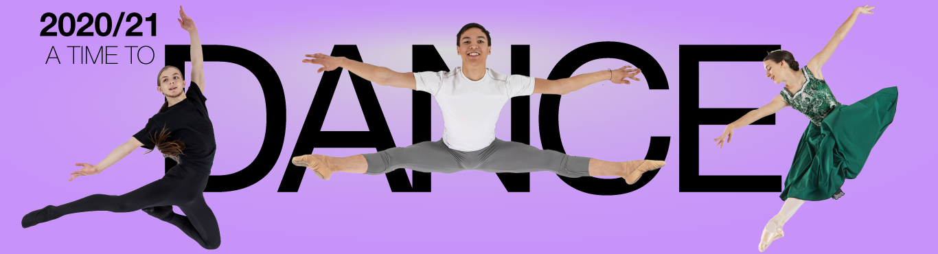 A Time to Dance banner